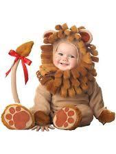 Infant Toddler Halloween Costume Incharacter Lil Lion Halloween Costume 6 12 Months Ebay