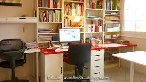 bureau scrapbooking ma pièce de loisirs créatifs dans un bureau bien organisé