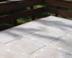 Building A Patio Table Build Your Own Patio Table Home Design Ideas And Pictures