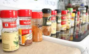 get organized in 2012 how to organize your spice cabinet and