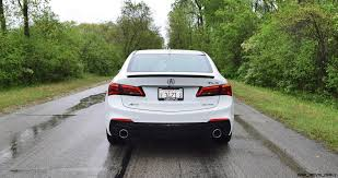 Acura Tlx Spec 2018 Acura Tlx A Spec Sh Awd First Drive Video 42 Photo Flyaround
