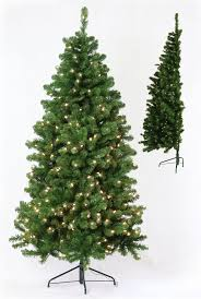 christmas christmas tree with lights white colored happy