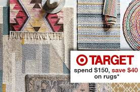 Target Kids Rugs Get 40 Off A 150 Rug Purchase Online U0026 In Stores Big Discounts