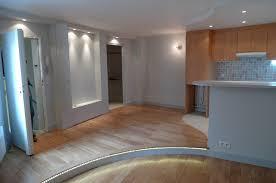 le marché de la cuisine lparchitectes com cuisine appartement rénovation leds faux
