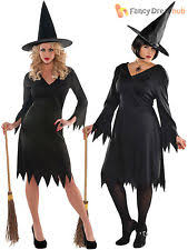 Witches Halloween Costumes Womens Witch Costume Ebay