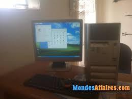 vendre ordinateur de bureau ordinateur de bureau en vente ouagadougou mondesaffaires com n 1