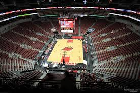 Kfc Floor Plan by Louisville Basketball Kfc Yum Center Seating Chart