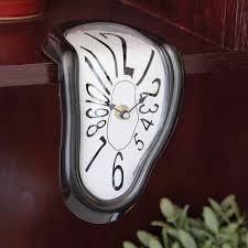 tick tock fun u0026 funky wall clocks abode