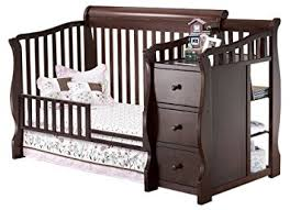 Sorelle Mini Crib Sorelle Tuscany Mini Siderail Toddler Bed Conversion