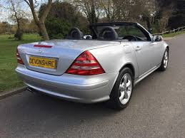 2001 Benz Used 2001 Mercedes Benz Slk 320 V6 For Sale In Pevensey East