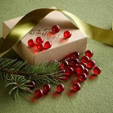 handmade glass berry ornaments robert redford s sundance