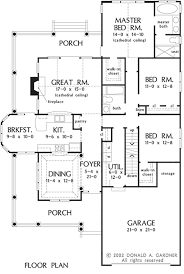 country style house plan 3 beds 2 baths 1700 sq ft plan 929 43