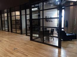 Framless Glass Doors by Frameless Glass Doors For The Modern Office Design One Day Glass