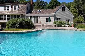 house with swimming pool homes with swimming pool for sale in darien ct find and buy