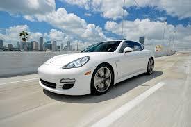 porsche sedan white porsche panamera white rental service elite luxury rentals