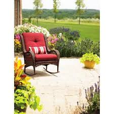 White Outdoor Rocking Chair U2014 Better Homes And Garden Patio Furniture Cushions Home Outdoor