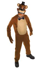 official five nights at freddy u0026 039 s halloween costumes child