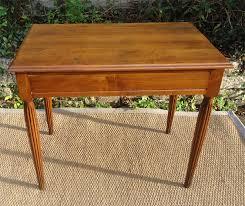 table bureau bois table bureau en bois naturel