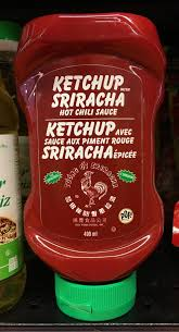 sriracha bottle back huy fong sriracha sauce label fonts in use