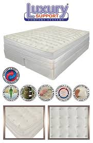 King Size Sleep Number Bed Amazon Com King Size Innomax Medallion Adjustable Sleep Air Bed