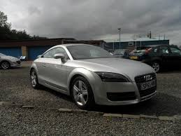 audi tt for sale 2010 used audi tt 2010 petrol 2 0t fsi 2dr coupe silver manual for sale