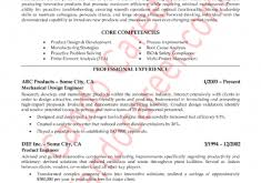 Resume Sample For Mechanical Engineer by Download Automotive Mechanical Engineer Sample Resume