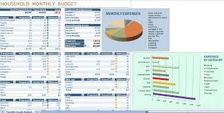 Family Budget Excel Template Budget Excel Spread Sheet Excel Budget Spreadsheet