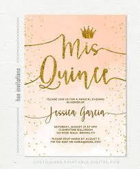 quinceanera invitations invitation for quinceaneras best 25 quinceanera invitations ideas