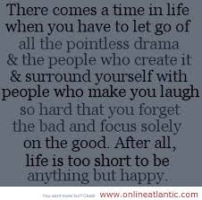 Meme Quotes About Life - there comes a time in your life when u have to let all the point