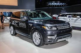 range rover diesel engine range rover range rover sport diesel models to debut in detroit