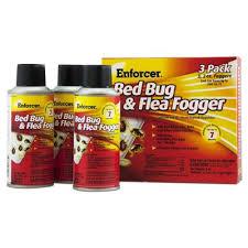 Bug Bombs For Bed Bugs Enforcer Bed Bug U0026 Flea Foggers 2 Oz Aerosol 3 Pk Model