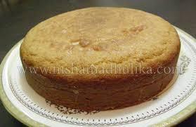 eggless cake recipe u2013 eggless sponge cake recipe