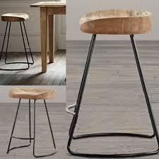 Industrial Metal Bar Stool Charming Outstanding Wood Barstool 19 Stool Reclaimed And Metal