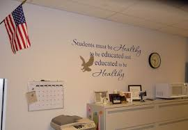 ultimate school makeover guide wall padding by sportsgraphics inc wall graphics for school walls