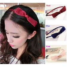 korean headband korean style bowknot headband