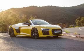 Audi R8 Spyder - 2017 audi r8 spyder review u2013 all cars u need