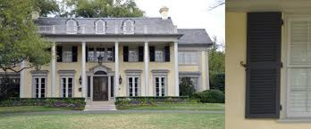 Neoclassical Style Homes Residential Architecture 101 Shutters Life Of An Architect