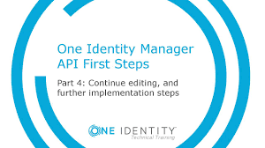 identity manager video and tutorials