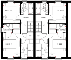 Semi Detached Floor Plans by 3 Bedroom Semi Detached House For Sale In Eastfield Road