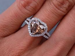 heart shaped diamond engagement ring 2 30 ctw heart shape diamond engagement ring it has a ravishing