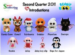 ten beanie boos coming ty smartcollecting