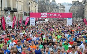 bath half marathon on track for early sell out packed full of