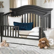 Iron Convertible Crib by Maximo Convertible Crib In Dark Roast