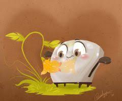 Nostalgia Critic Brave Little Toaster Lampy By Freezingicekirby On Deviantart