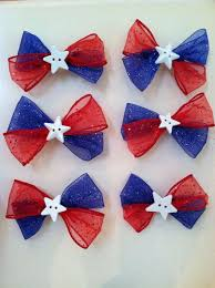fourth of july hair bows diy hair bow pictures photos and images for