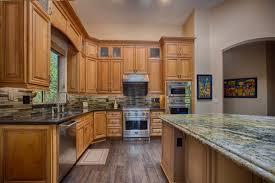 Kitchen With Wood Cabinets Kitchen Cabinets Paradise Valley Az Austin Morgan Kitchen