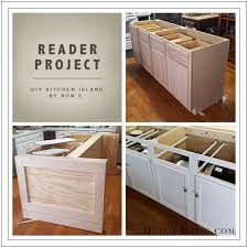 Kitchen Island Plans Diy Reader Project U2013 Diy Kitchen Island U2039 Build Basic