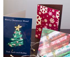 creating personalised christmas gift and greetings cards with free