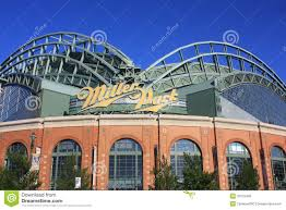 Miller Park Seating Map Miller Park Stadium Entrance Editorial Photography Image Of Park