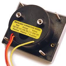 blue sea dc analog voltmeter u2013 8 to 16vdc u2013 ac dc marine inc